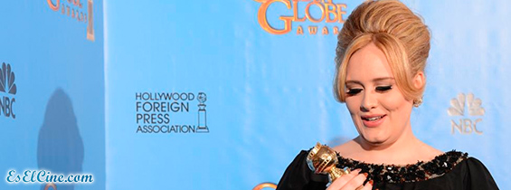 Adele globos de oro