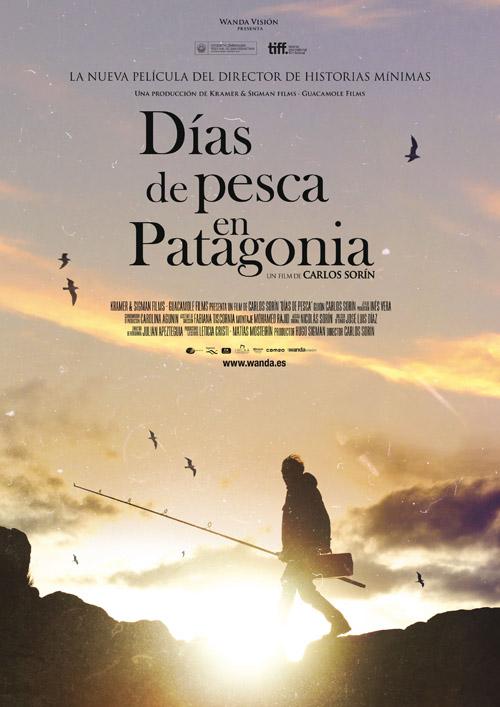 Días de pesca en la Patagonia