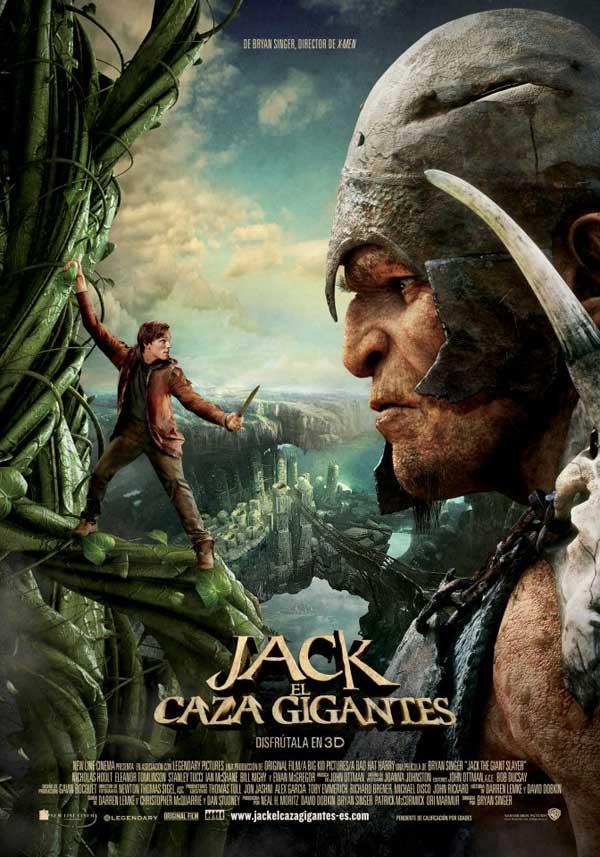 Jack el caza gigantes las habichuelas m gicas dieron paso for Cama gigantes
