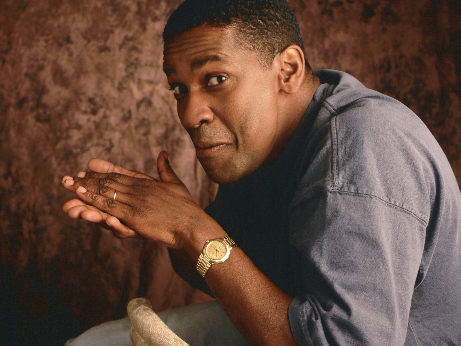 Curiosidades Denzel Washington on oscar funny faces