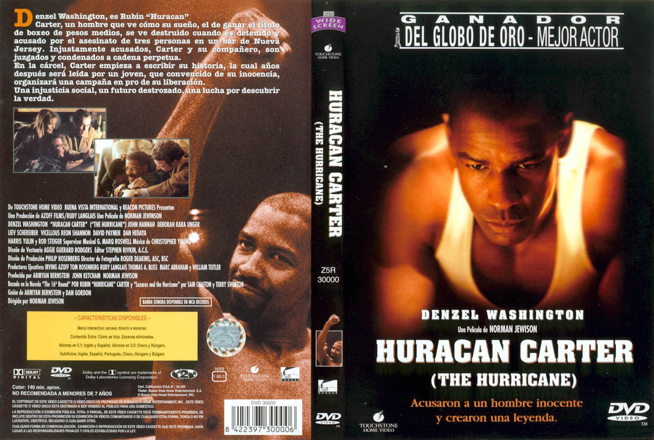 Huracan-Carter-Frontal-DVD