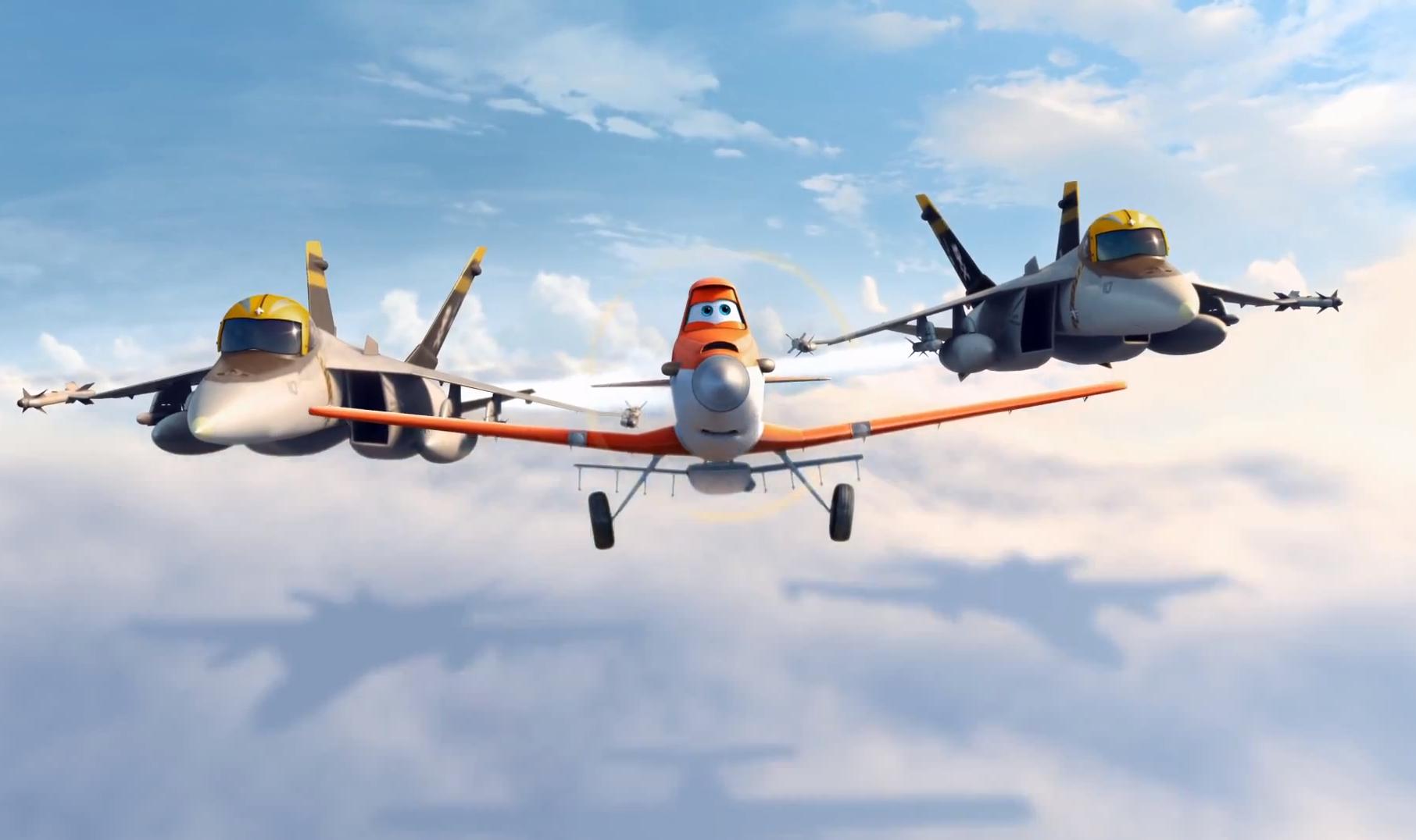 aviones planes disney