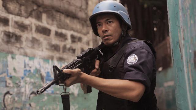 Metro Manila película