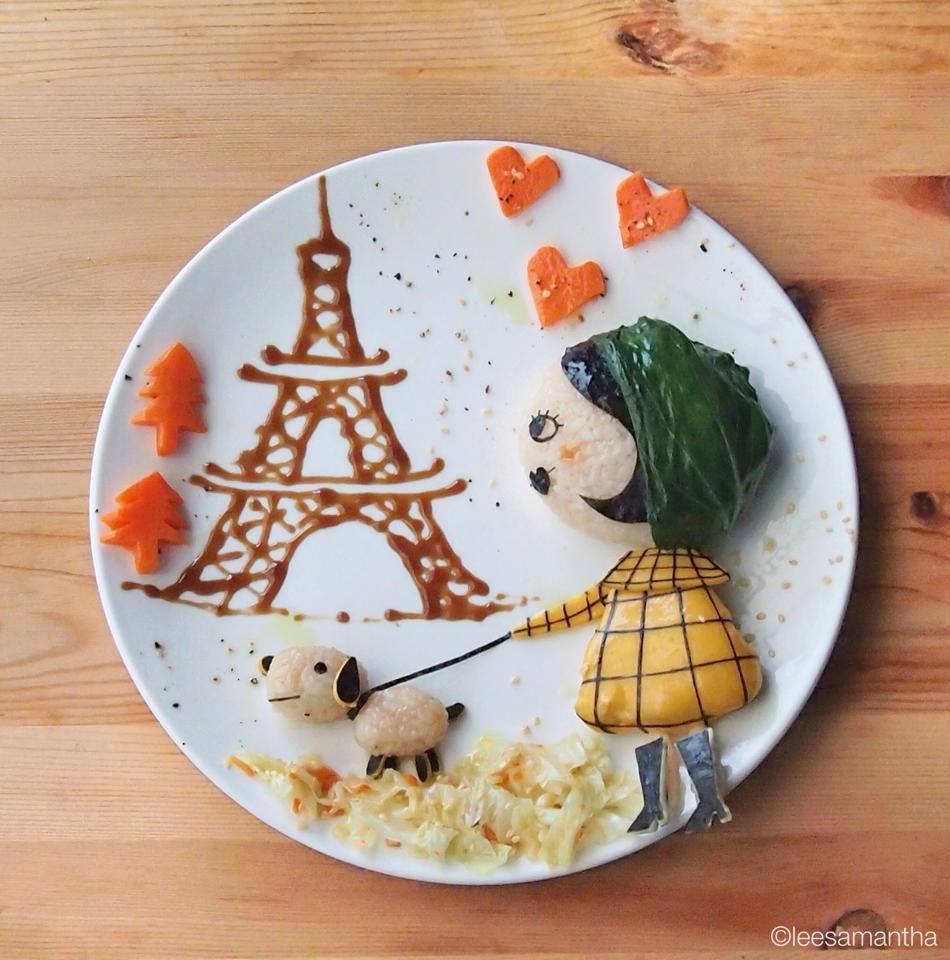 Amelie Food Art
