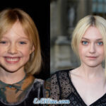 Dakota Fanning Antes y Despues