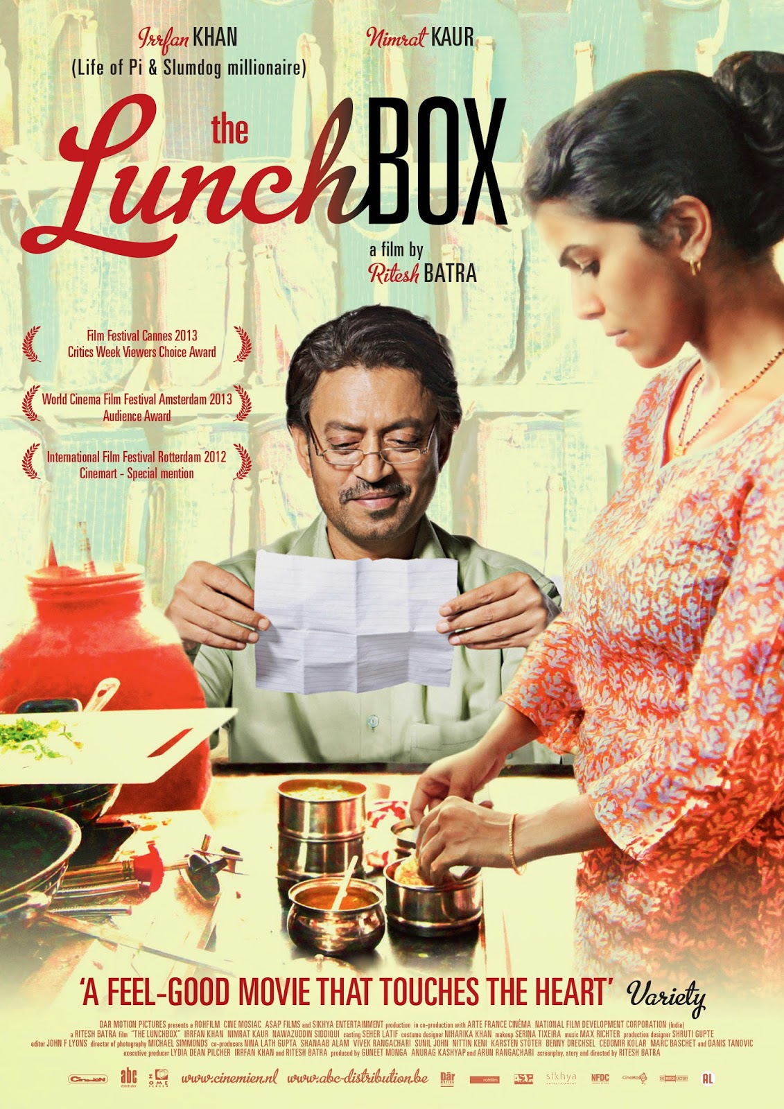 Amor a la carta The Lunchbox Cartel