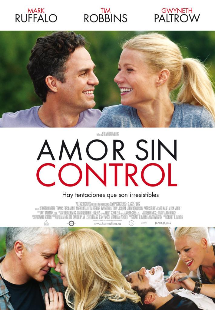 Amor sin control cartel