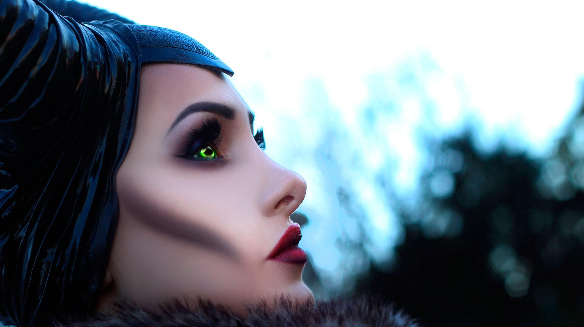Maléfica Jolie