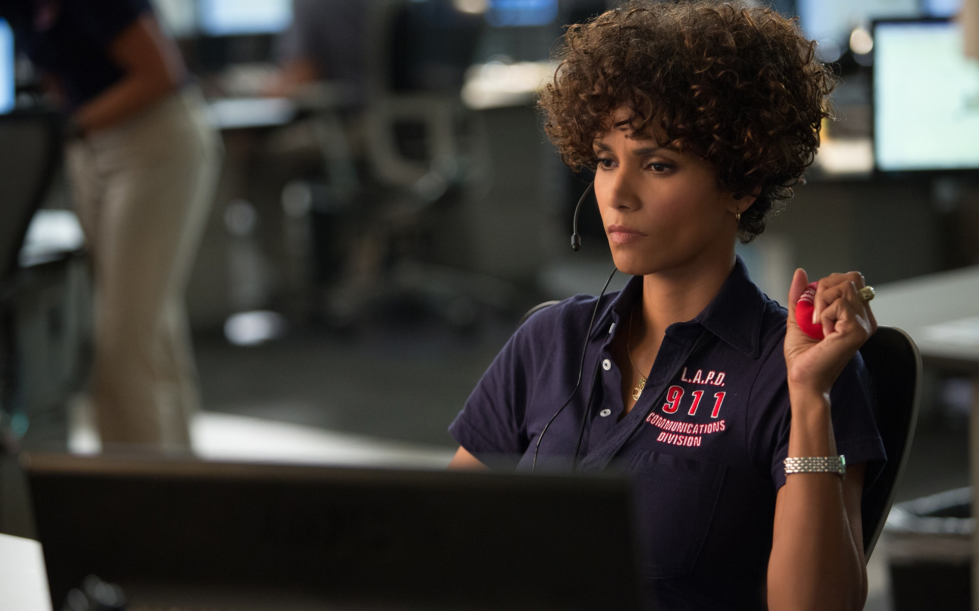 Halle Berry en The Call