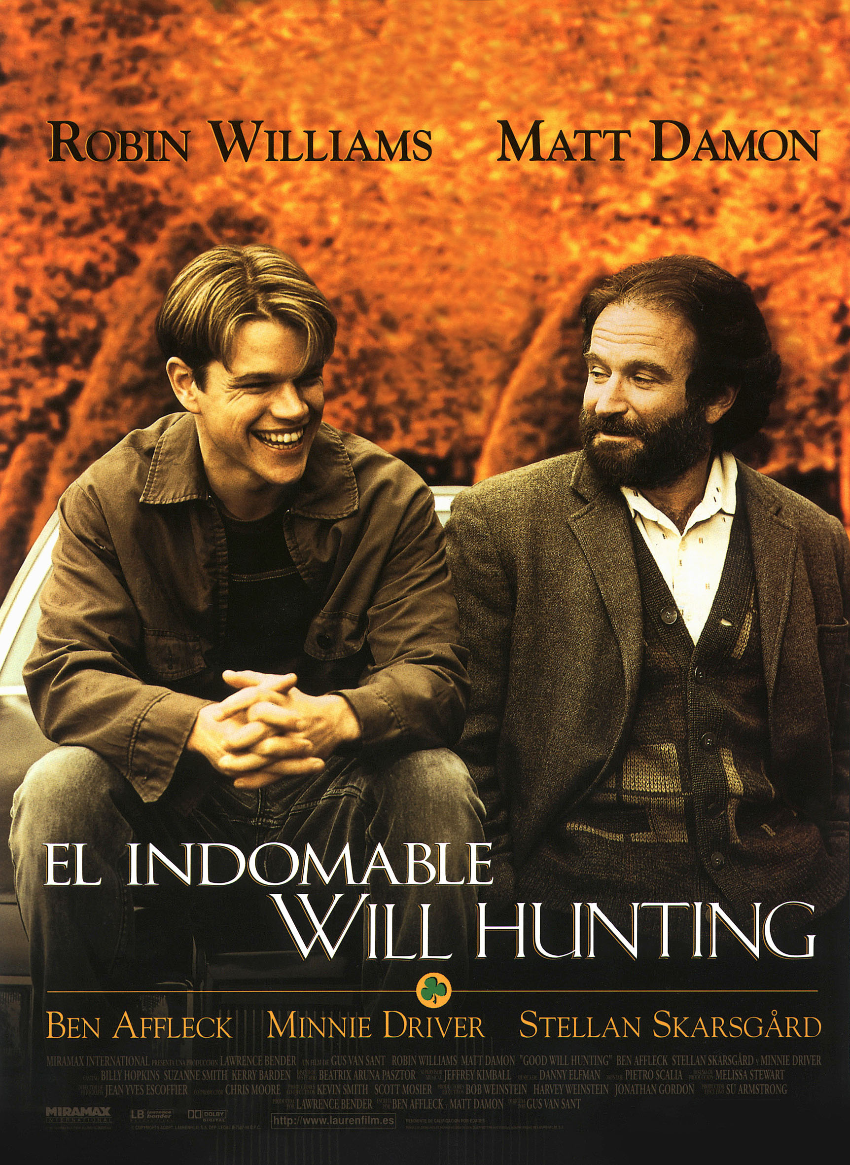 El indomable Will Hunting Cartel