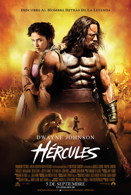 Hércules 2014 Cartel