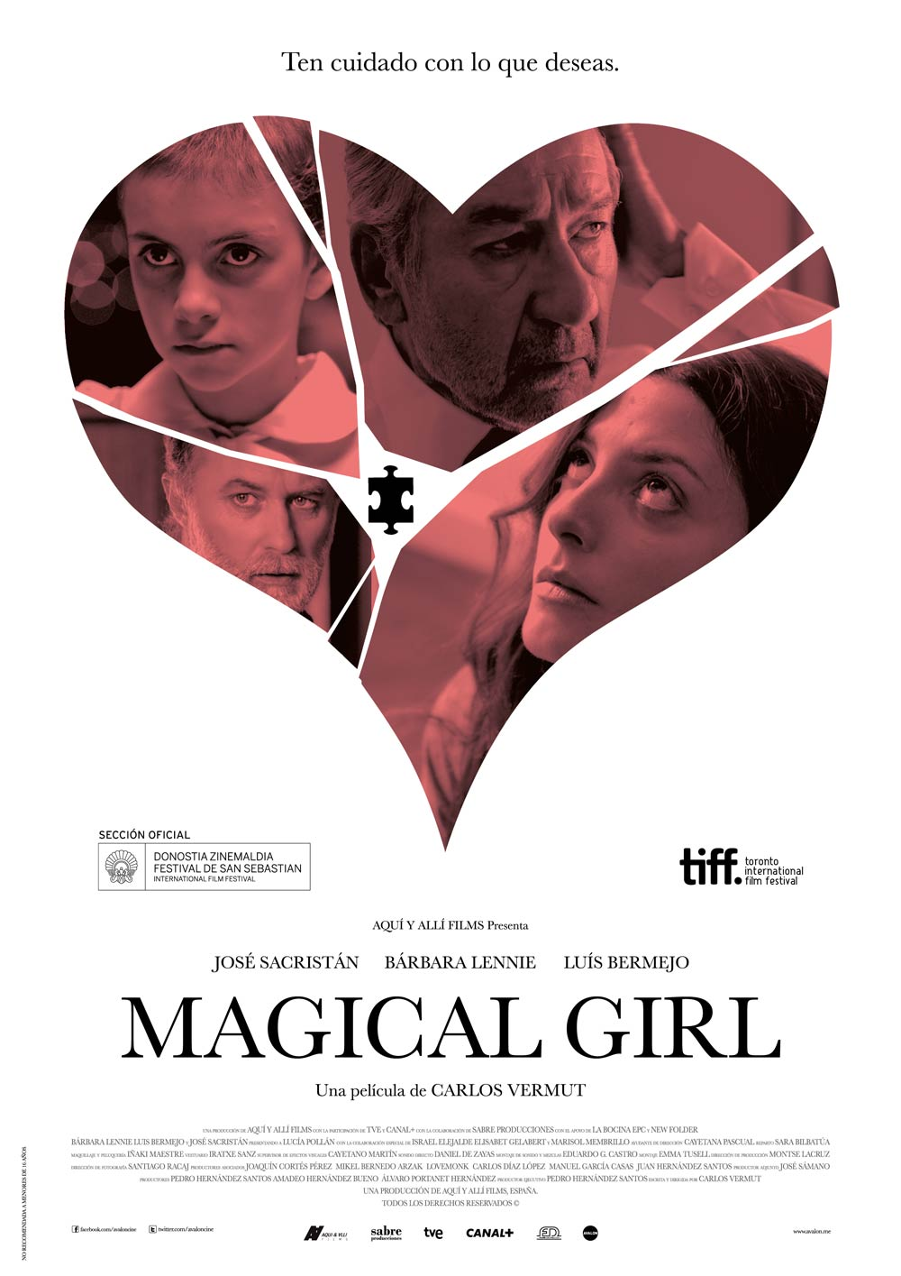 magical girl cartel