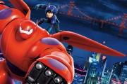 Big Hero 6 Hiro Baymax