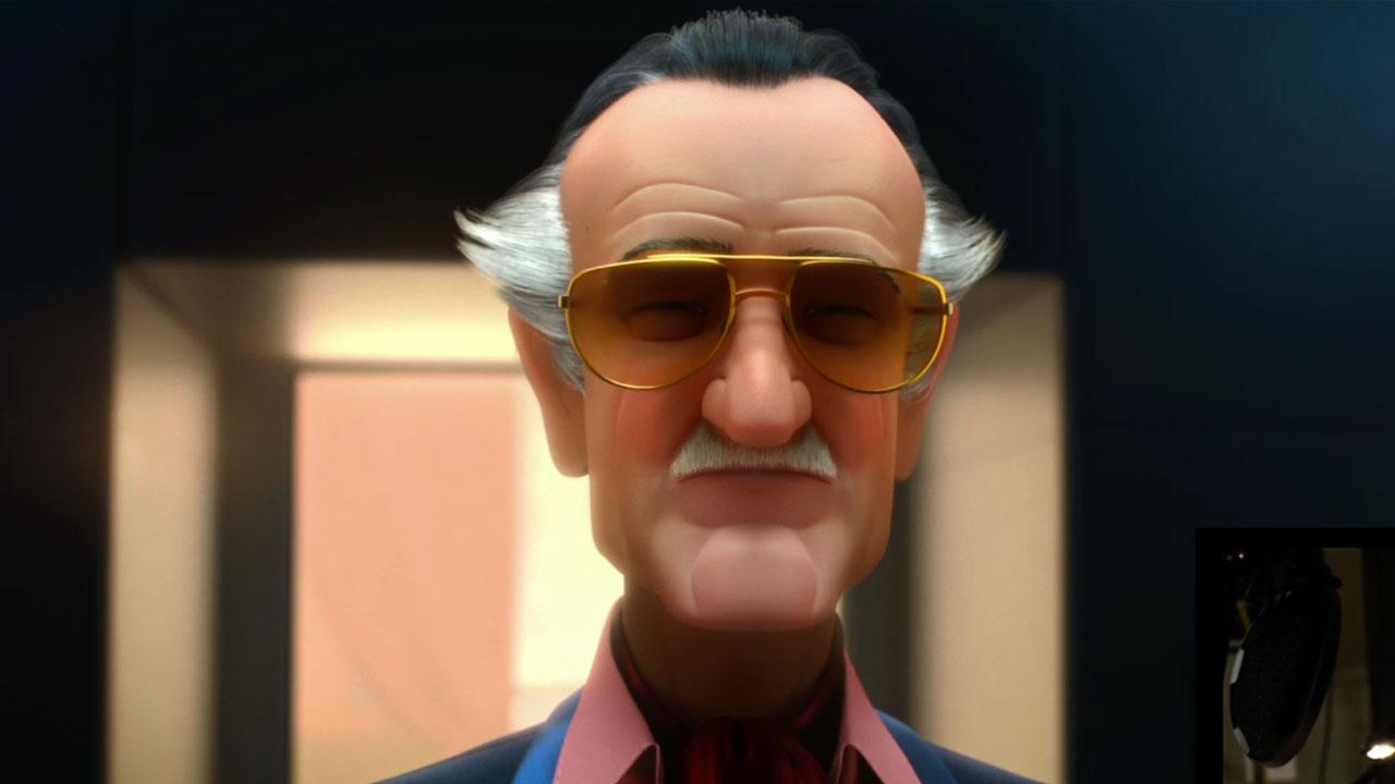 Stan Lee Big Hero 6