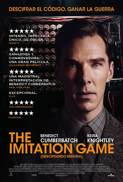 The Imitation Game Cartel España