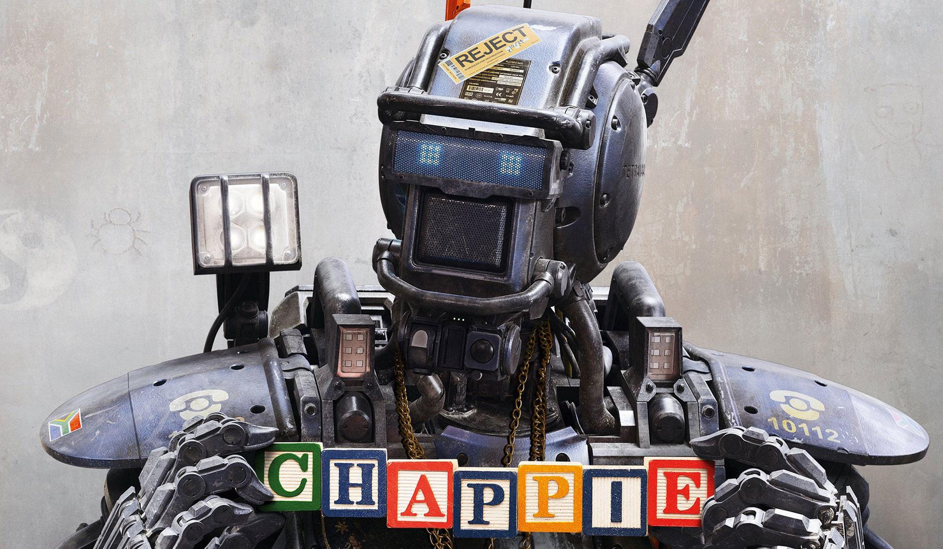 Chappie-película