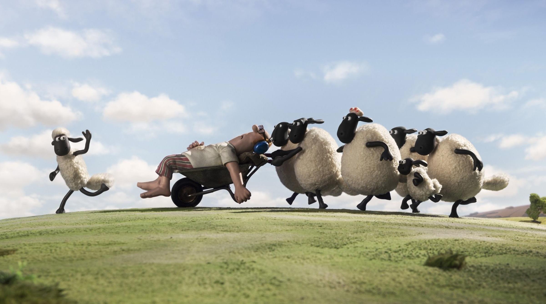 La oveja Shaun película