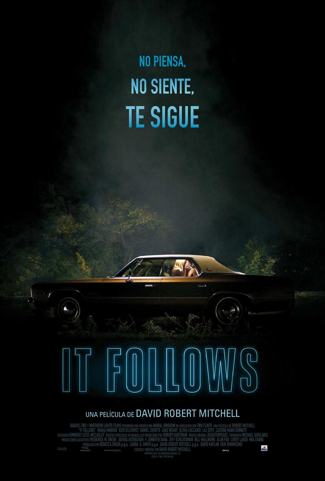 It Follows Cartel España