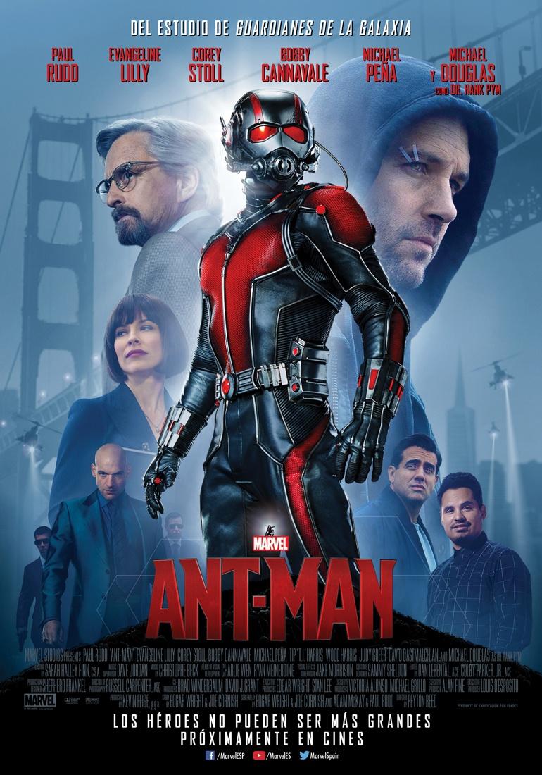 Ant Man Cartel España