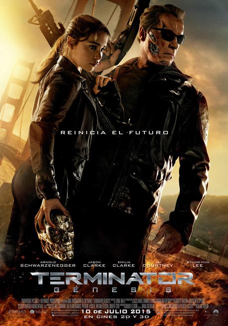 Terminator Génesis Cartel
