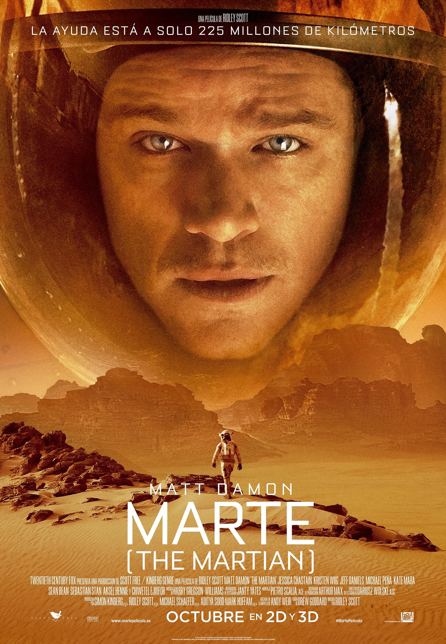 Marte The Martian Cartel
