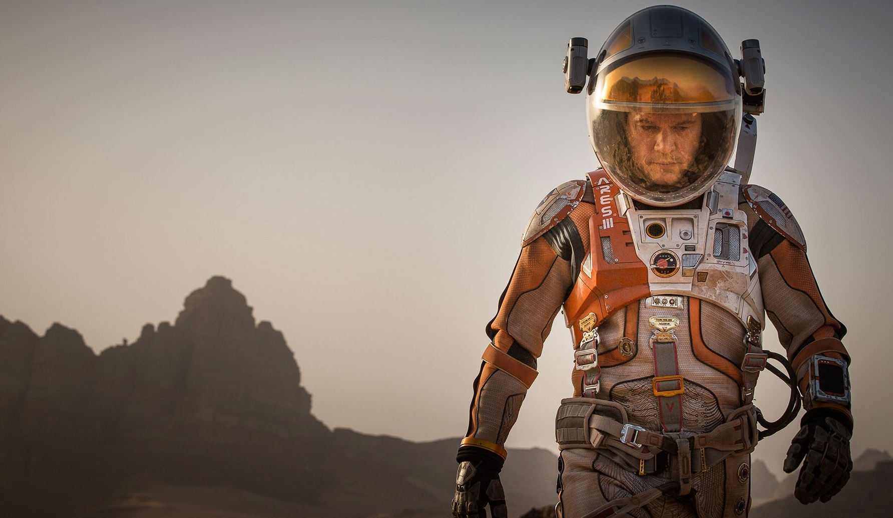 Marte The Martian Pelicula