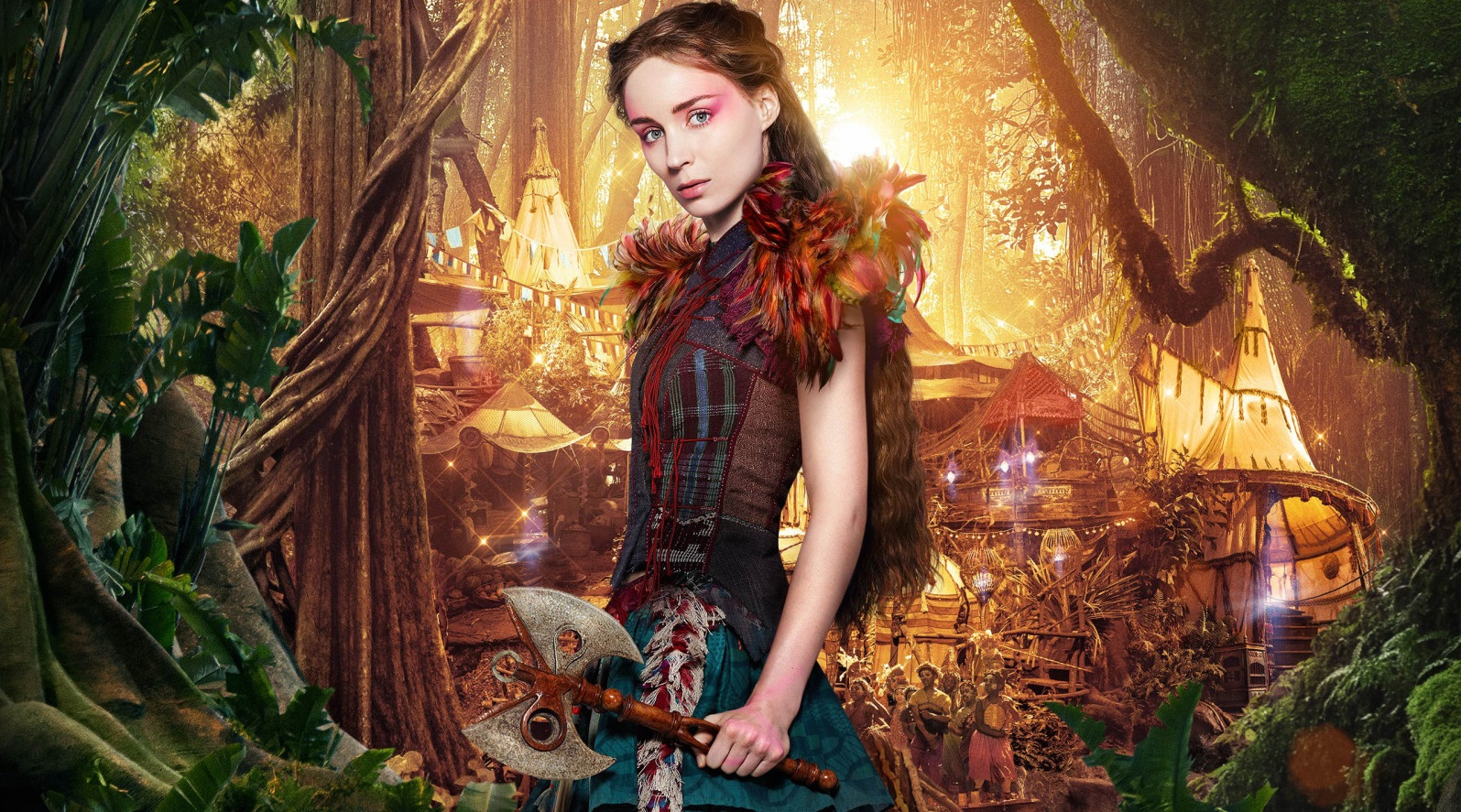 Rooney Mara Tigrilla en PAN