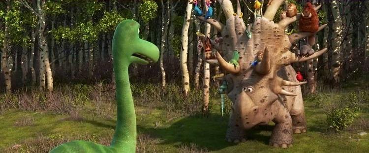Dinosaurios El viaje de Arlo