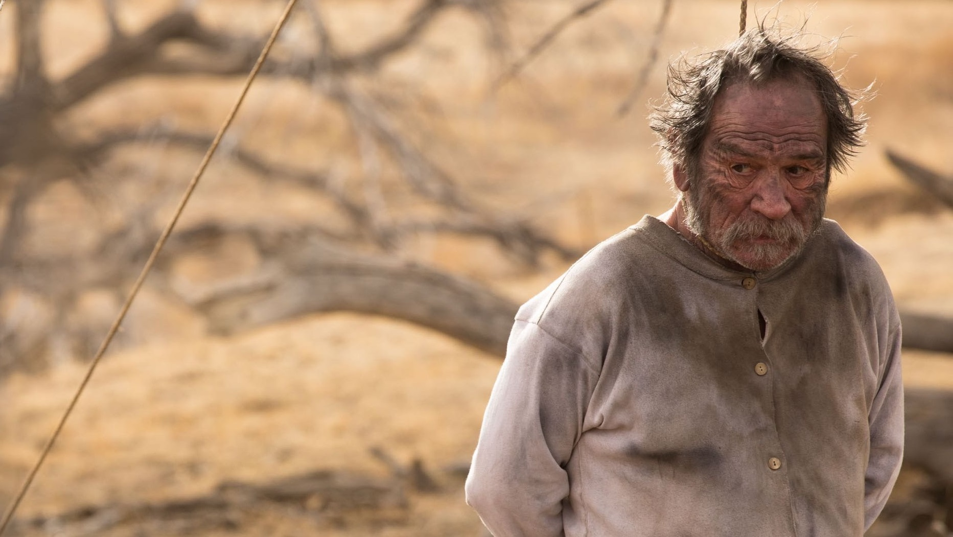 Tommy Lee Jones Deuda de honor The Homesman