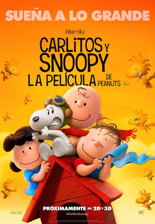 Carlitos y Snoopy Peanuts Pelicula