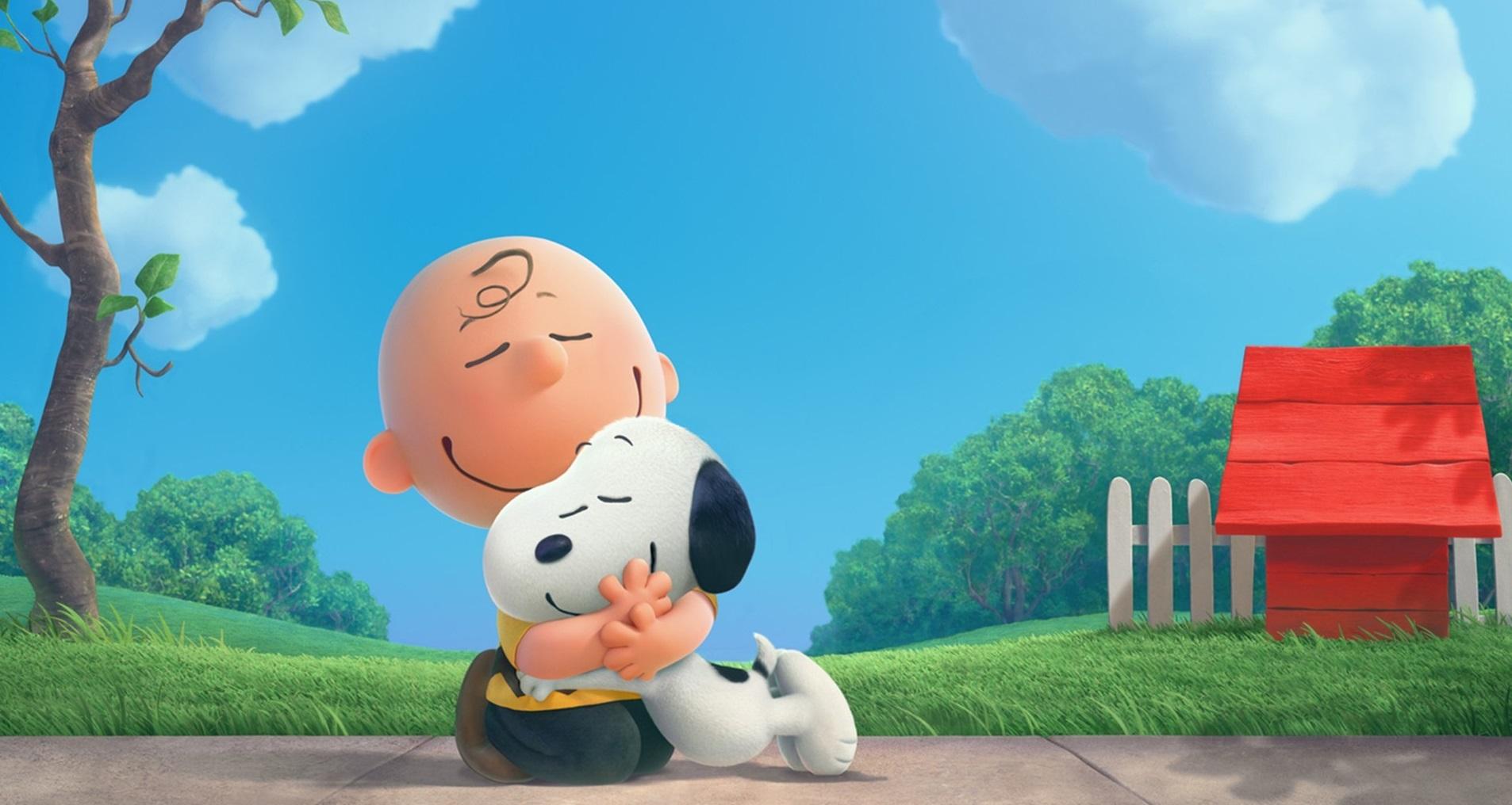 Snoopy Pelicula 2015