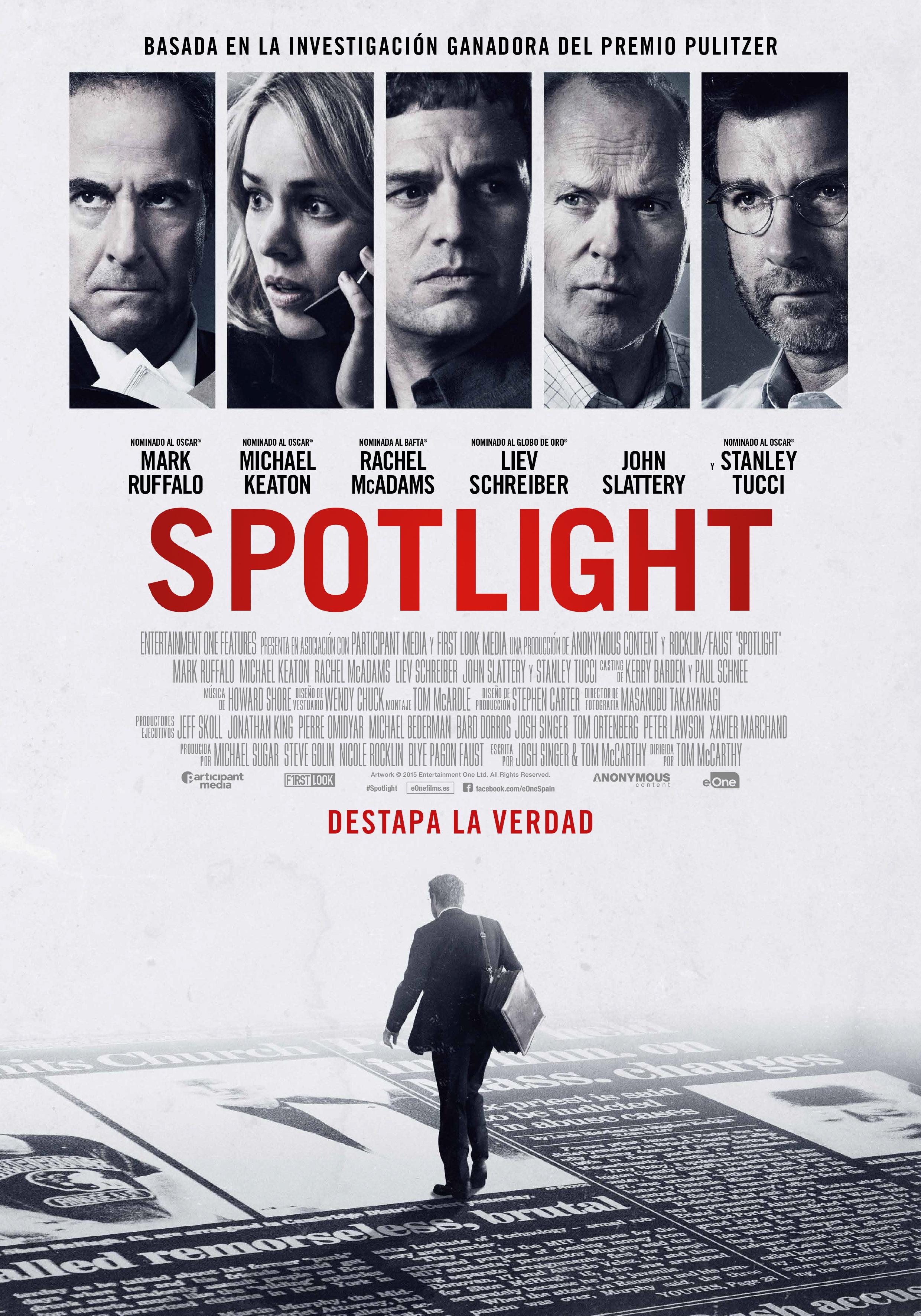 Spotlight cartel