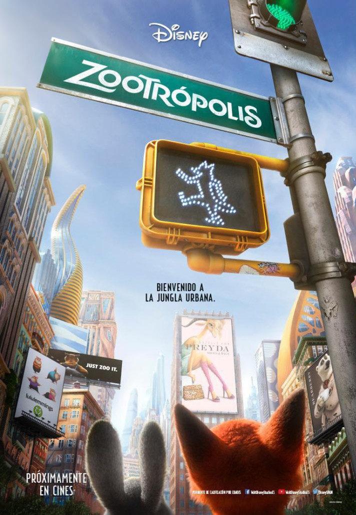 Zootropolis Cartel España
