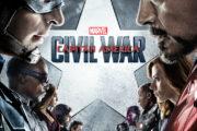 Capitán América Civil War Cartel España
