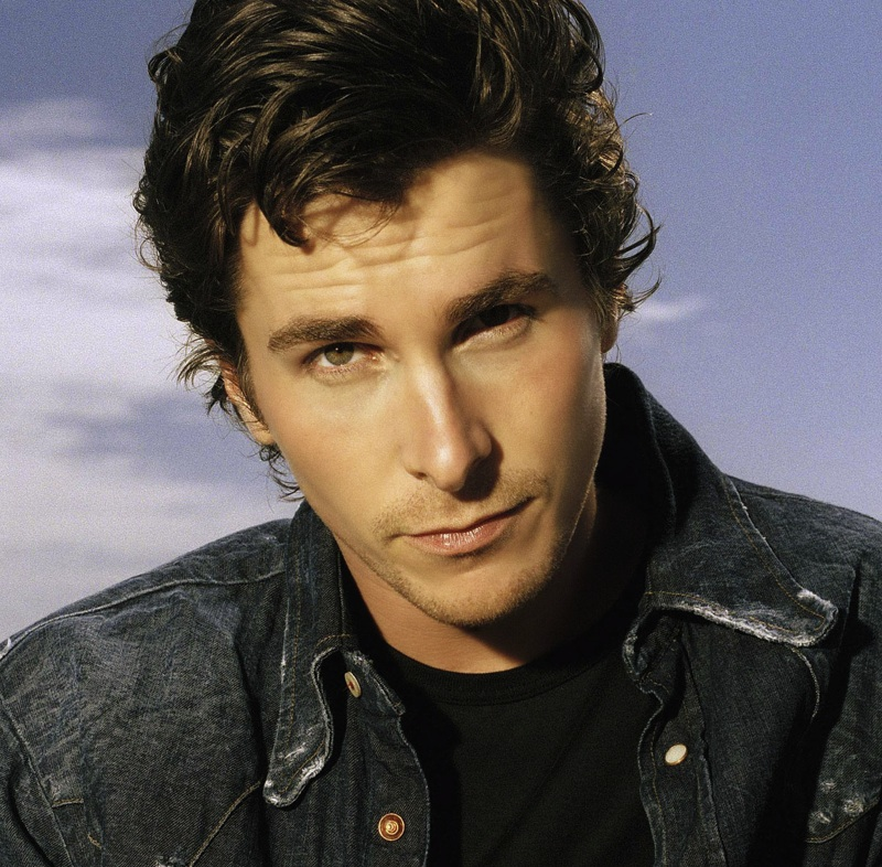Christian Bale Joven