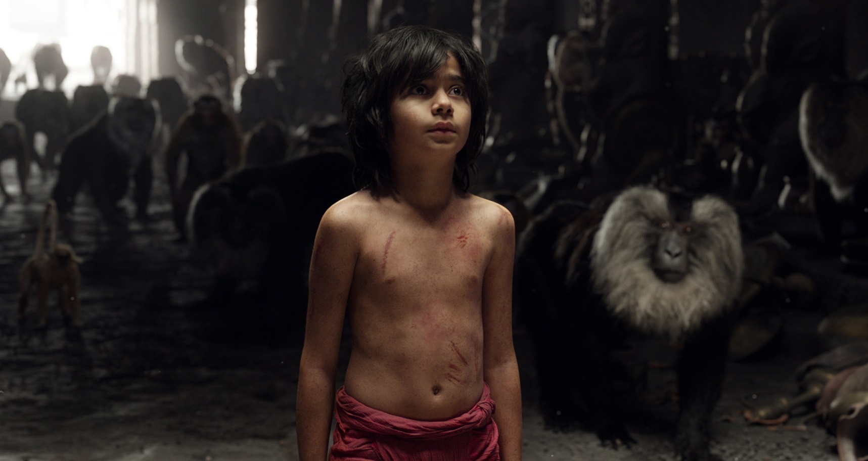 THE JUNGLE BOOK - Pictured: MOWGLI. ?2016 Disney Enterprises, Inc. All Rights Reserved.