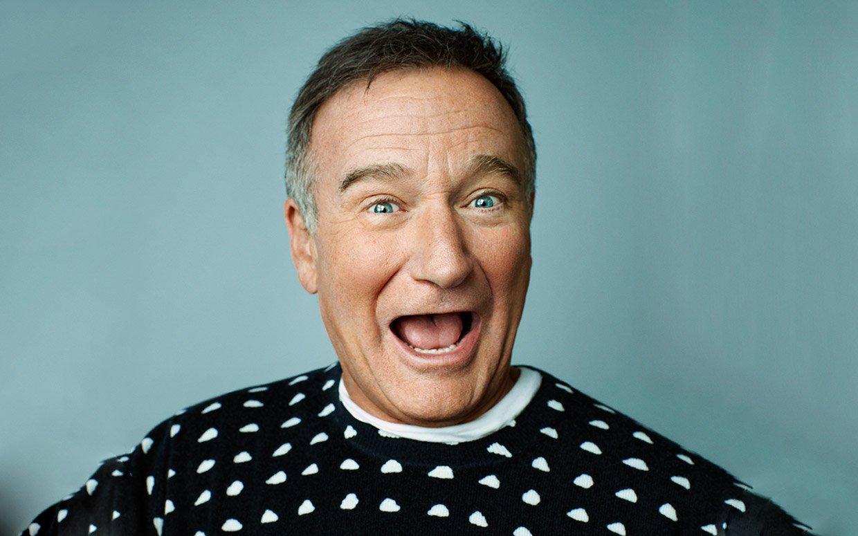 Robin Williams Curiosidades