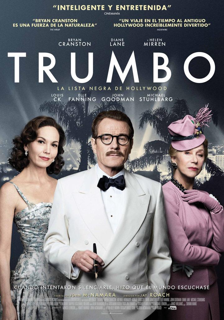 Trumbo La lista negra de Hollywood Cartel España