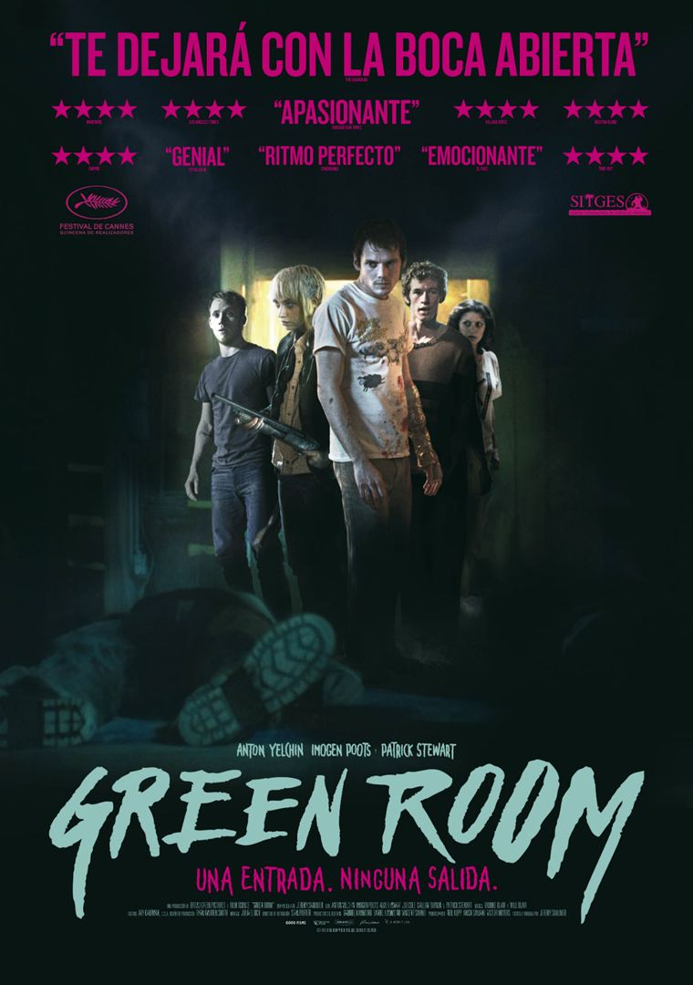 Green Room Cartel España