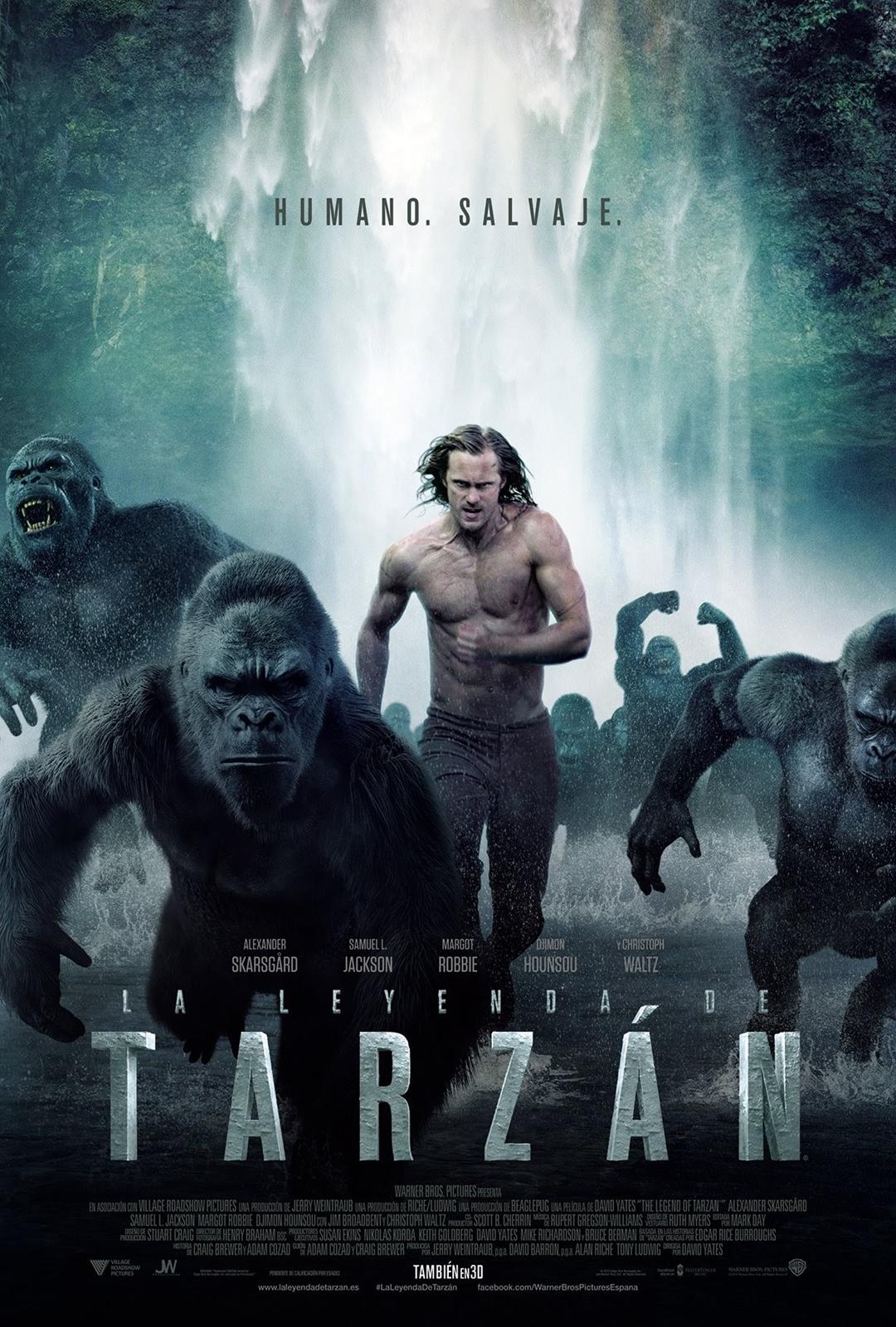 Leyenda Tarzan Cartel