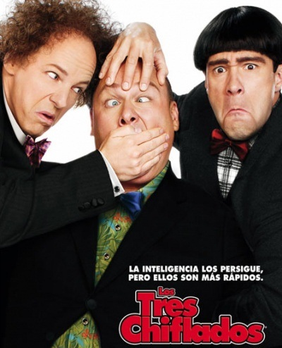 Crítica de Los tres chiflados (2012)