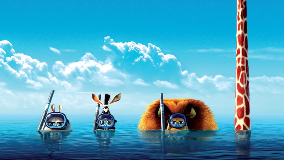 Crítica de Madagascar 3: De marcha por Europa