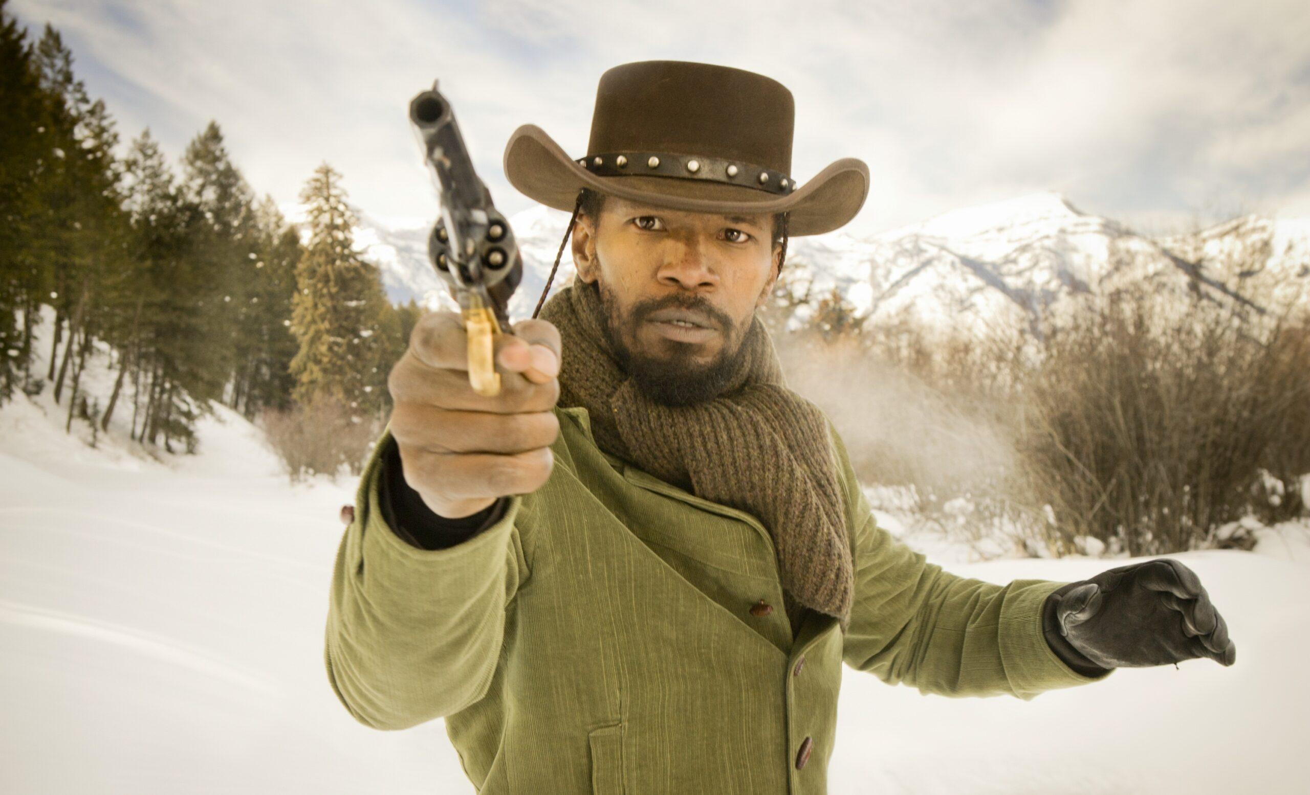 Django desencadenado: El violento y salvaje oeste de Quentin Tarantino