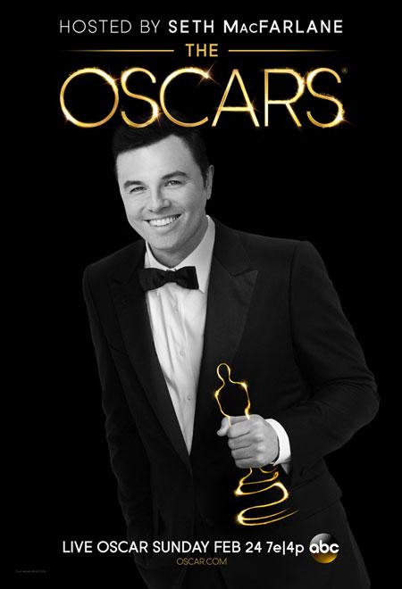 Los Premios Oscar 2013 según Michael Scott