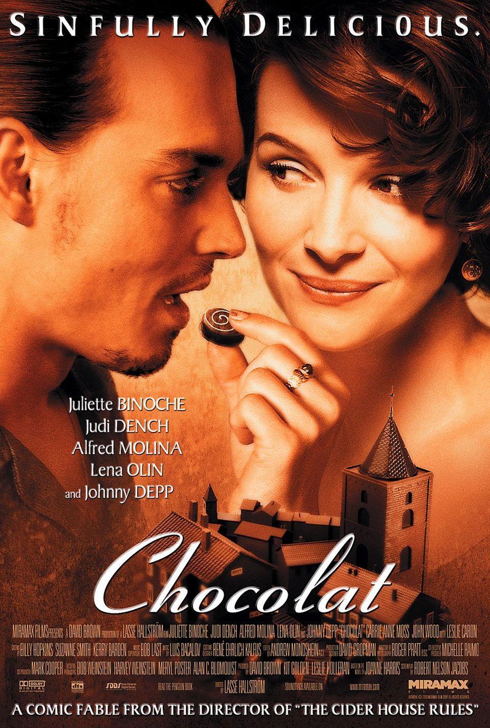 chocolat pelicula