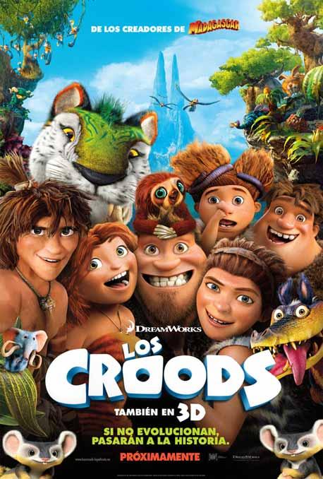 los croods pelicula