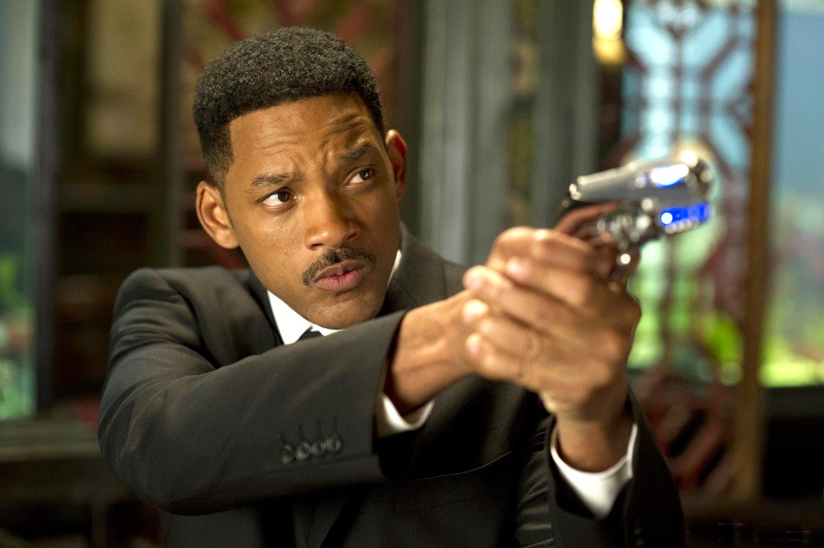 men in black will smith