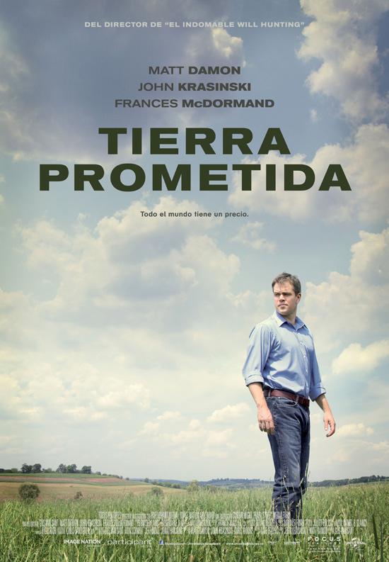 tierra prometida cartel