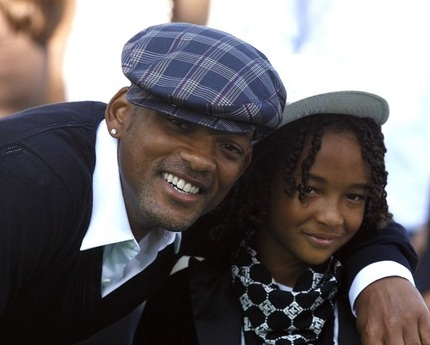 wil smith y jaden smith