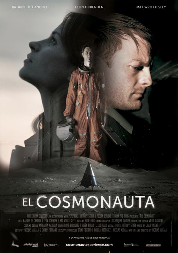 el cosmonauta cartel